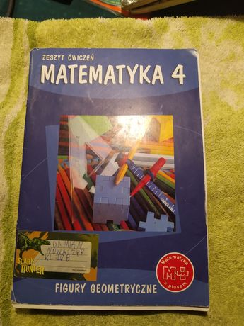 Matematyka klasa 4 idealna pomoc wypełnione