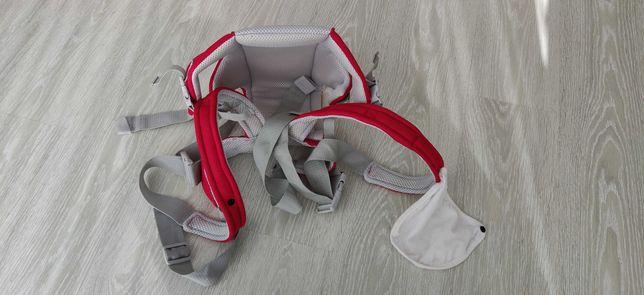 Porta bebé ergonómico