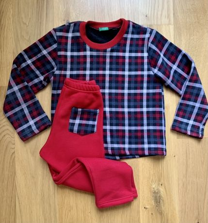 Продам костюм теплый детский 4-5 лет