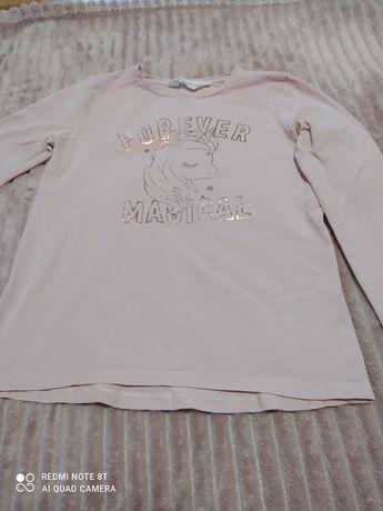 Bluzka H&M rozm. 134/140