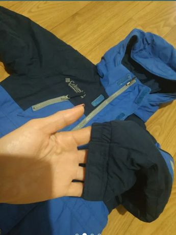 Куртка детская дитяча на 4-5лет осенняя осіння куртка Columbia Adidas