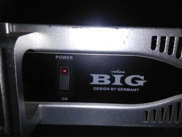 Продам підсилювач BIG