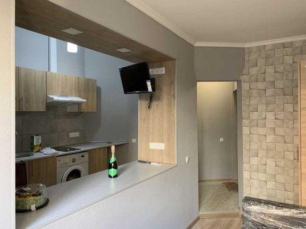 ЛФ8- 1 комнатная квартира на Коблевской с мебелью и техникой