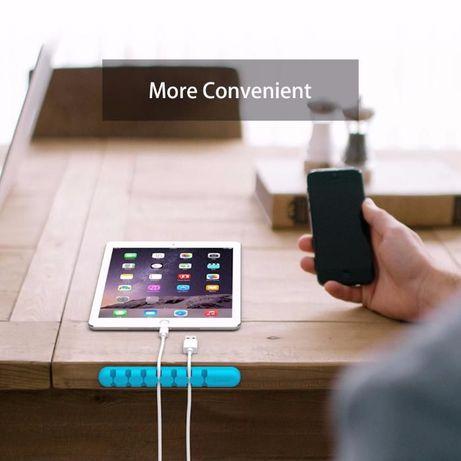 Orico держатель-органайзер для кабеля