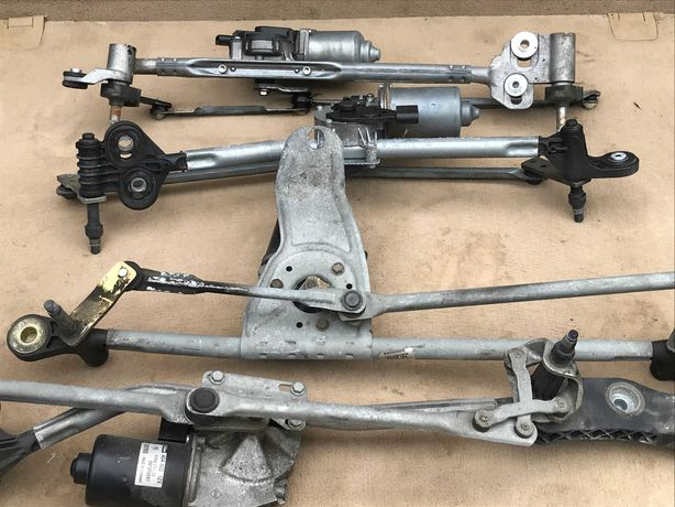 BMW X5 X6 E53 E70 E71 F15 E60 Трапеция дворников моторчик омывателя
