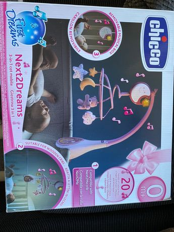Chicco mobile rosa 23€
