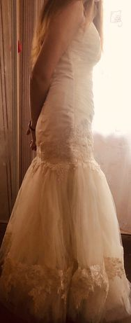 Свадебно вечернее платье