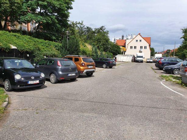 Miejsce postojowe parkingowe naziemne STRZEŻONE 24h Gdańsk Wrzeszcz