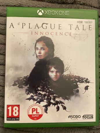 A Plague Tale - xbox