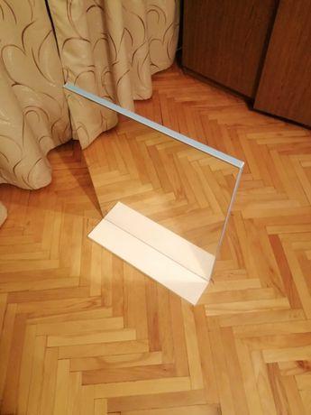 Lustro łazienkowe z półką Melar.