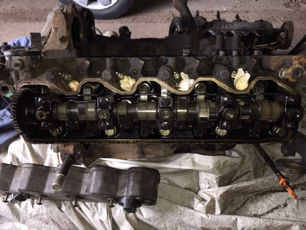 Wałek Rozrządu VW LT 28 35 46, 2.8 TDI 158 KM ATA AGK AUH