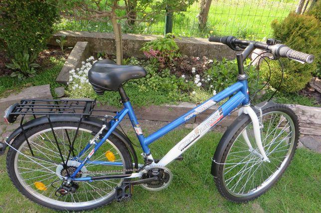 Sprzedam rower młodzieżowy na kołach 26 cala.