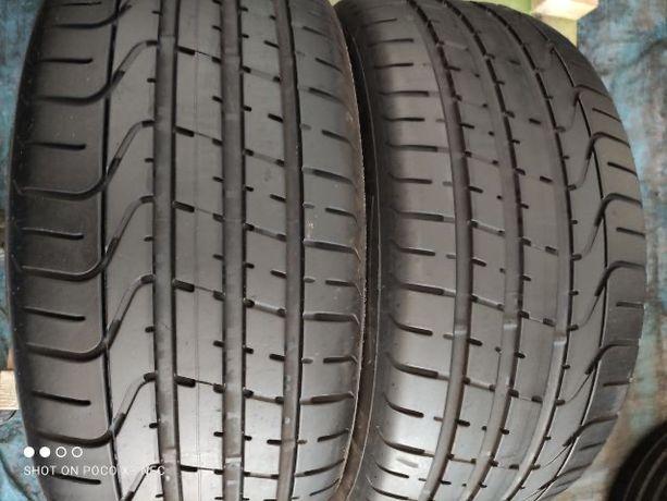 2szt 255/40/19 pirelli 2019r 7,5mm