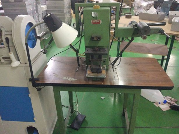 Stemplowarka WSK - Hot Stamping Mod. 891, made in Germany