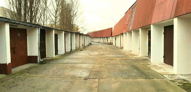 Sprzedam garaż z kanałem w Legnicy