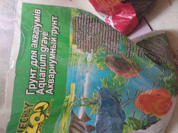 Грунт для аквариума