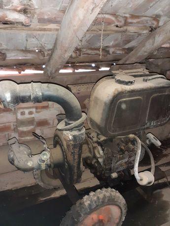 Motor de rega kubota