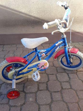 """Rowerek dla dziecka 4-6 lat koła 12"""""""