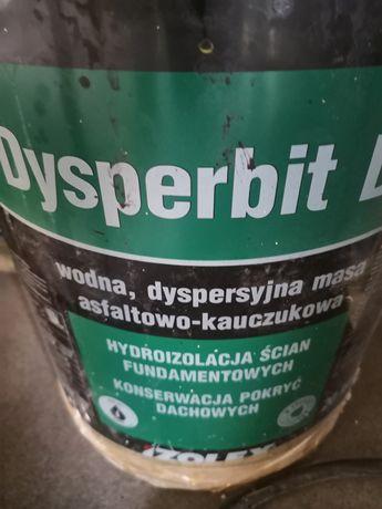 Dysperbit DN hydroizolacja fundamentów,