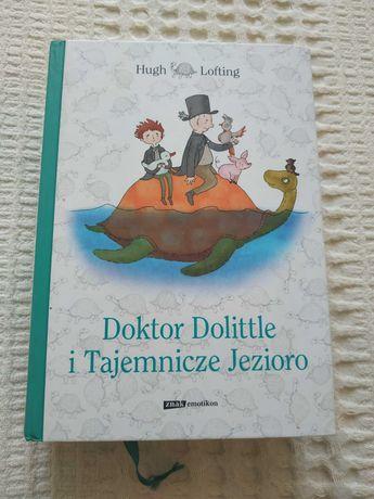 Hugh Lofting Doktor Dolittle i Tajemnicze Jezioro