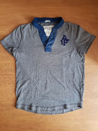 Abercrombie and Fitch, koszulka polo, muscle - S