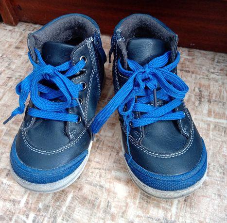 Ботинки на флисе lapsi