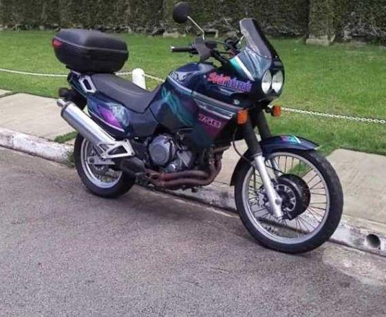 Yamaha 750 Super Tenere