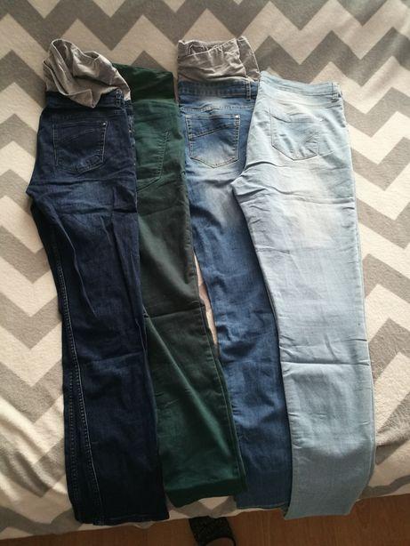 Spodnie ciążowe rozmiary 40  42