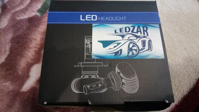 Led автолампа Ledzar