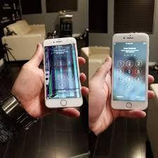 Wyświetlacz Iphone 7 X XS XR 6 8 wymiana od ręki SERWIS PLESZEW 6S 7+