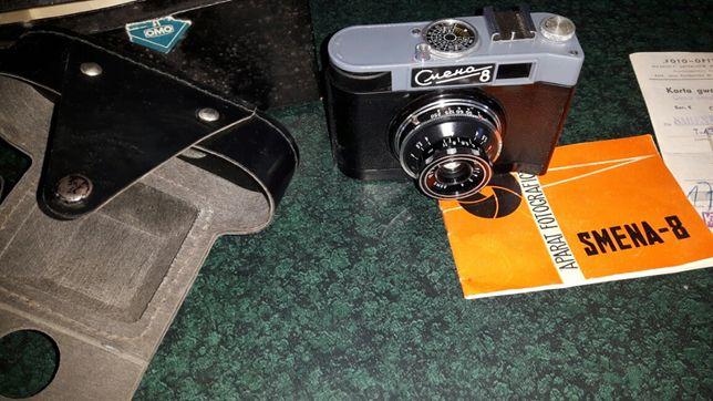 Aparat fotograficzny SMENA 8