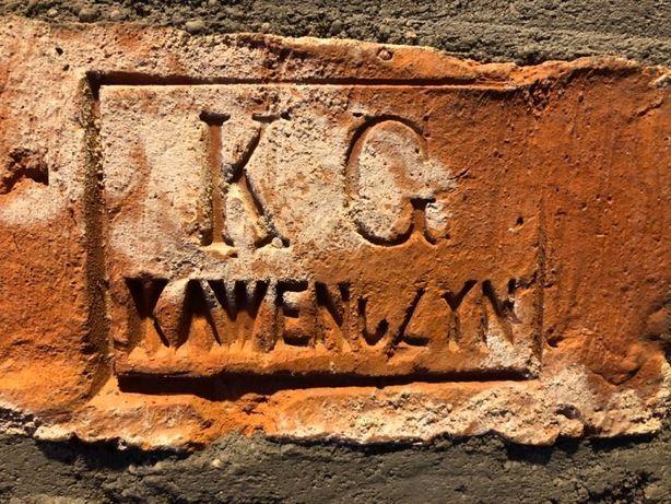 Lico cegły KG Kawenczyn