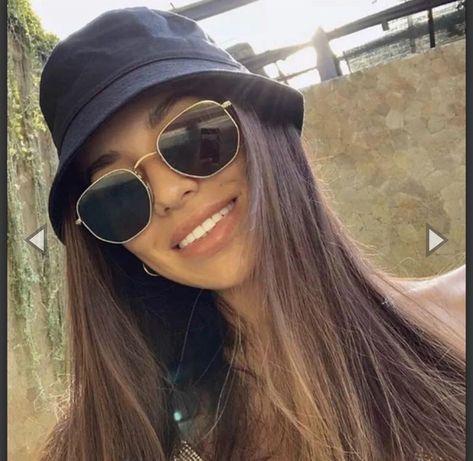 Стильные солнцезащитные очки 2021