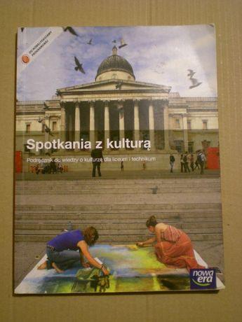 Podręcznik Spotkanie z kulturą Liceum i Technikum