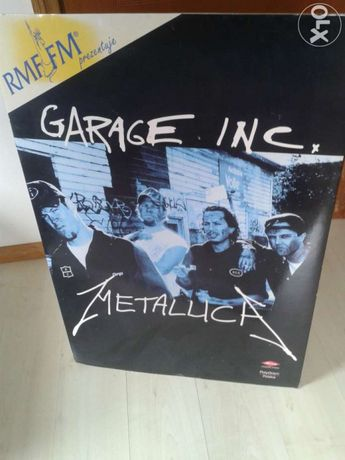 Metallica Garage Inc. Stand rmf.fm