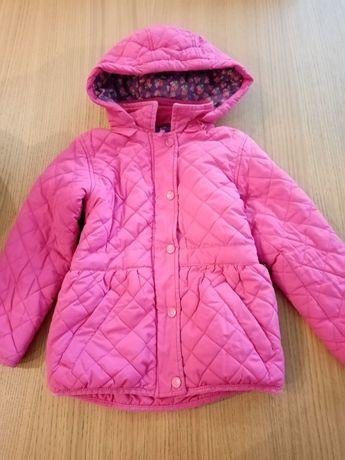 Kurtka zimowa dla dziewczynki 51015 rozmiar 116