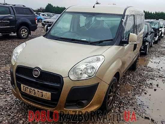 Fiat Doblo 263 1.4 Фиат Добло на запчасти