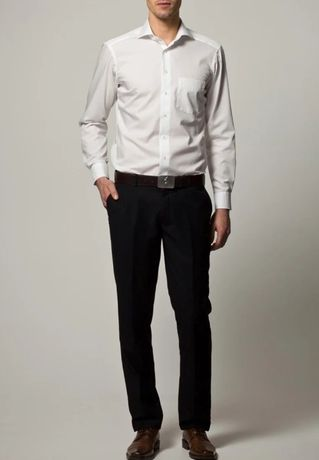 "Koszula biznesowa OLYMP LUXOR rozmiar 41 16"" comfort fit"