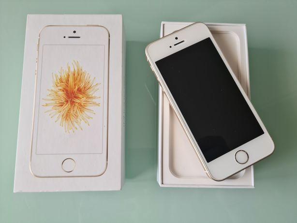 iPhone SE Dourado