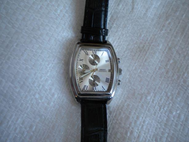 Годинник часы хронограф Ascot Seiko VD57b