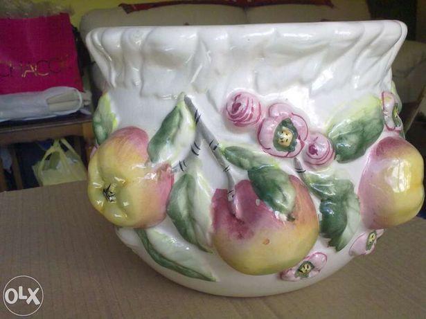 Vaso ceramica decorativo