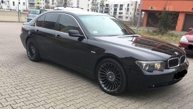 BMW E65 218KM 2003r. Individual