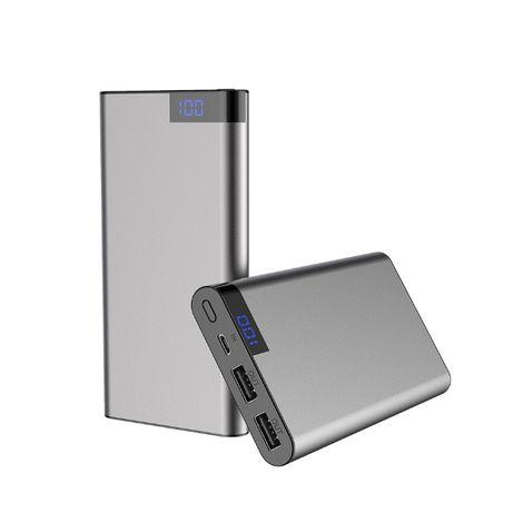 Bateria externa Conceptronic 10000mAh - Display LCD