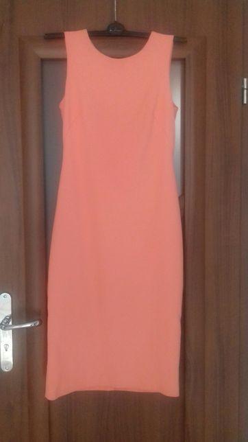 Sukienka olowkowa midi Mohito r36
