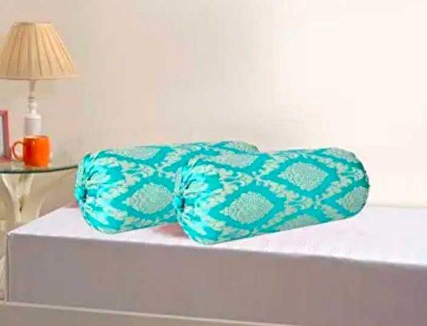 Nowe poszewki na poduszke bolster wałek, z Indii, Indie
