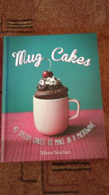 Mug cakes, ciasta z mikrofalówki