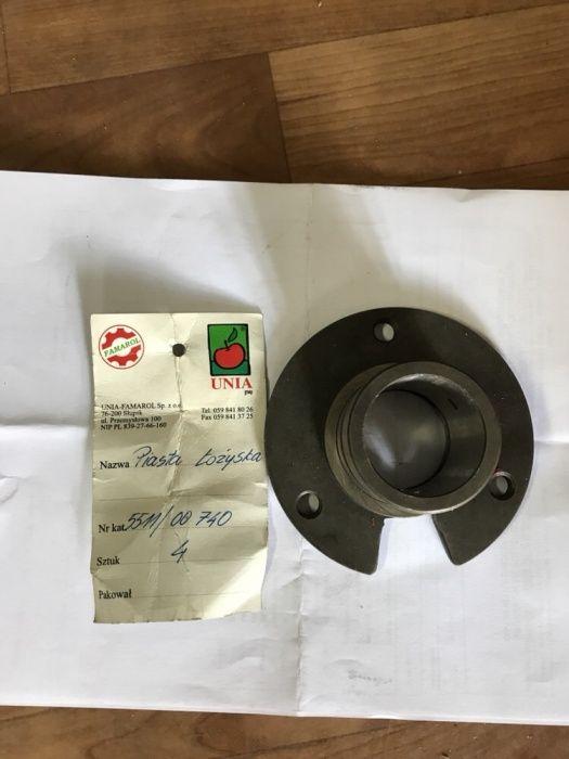 Piasta łożyska kostka Unia famarol z-511 Oryginał Broszków - image 1