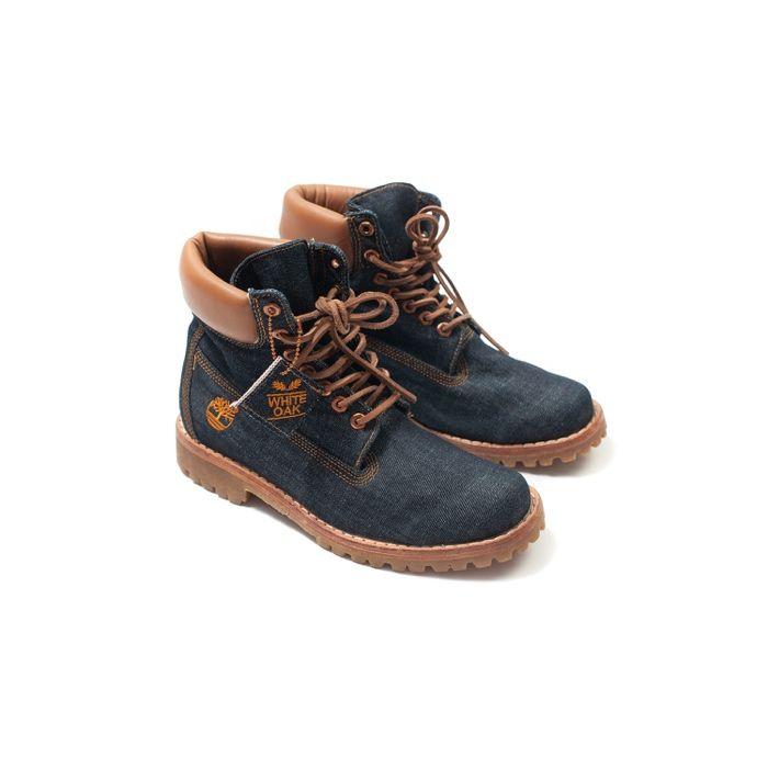 Timberland & White Oak Denim LIMITED мужские ботинки selvedge levis Ивано-Франковск - изображение 1