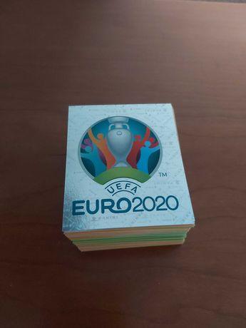 Vendo ou troco cromos Euro 2020
