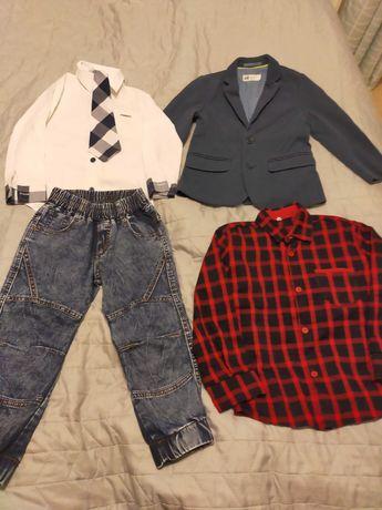 Zestaw ubrań dla chłopca dla chłopca 104
